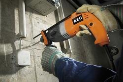 AEG BH 22 E Bohrhammer