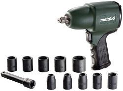 Metabo 6.04118.50 Druckluft-Schlagschrauber DSSW360 Set 360